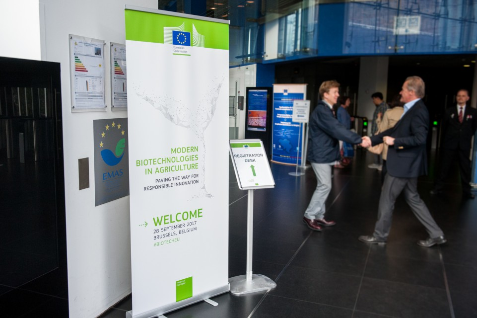 European Commission - Modern Biotechnologies in Agriculture
