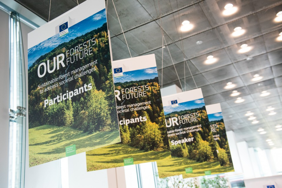 European Commission - Our Forests Future