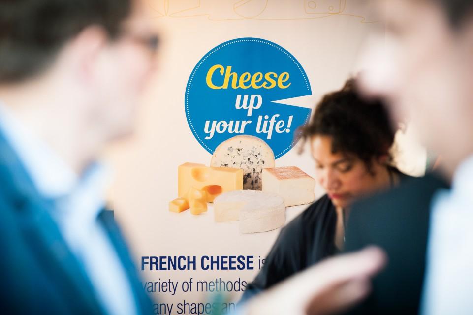 Sopexa - Cheese Up