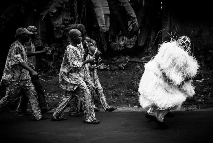 LE VODOUN AUJOURD'HUI AU BENIN